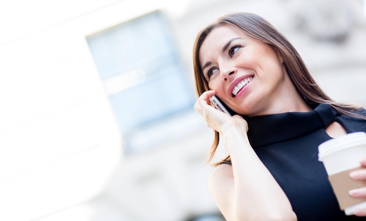 Мощь телефонного звонка