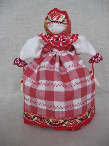 10. Кукла-коклюшка рис. 33